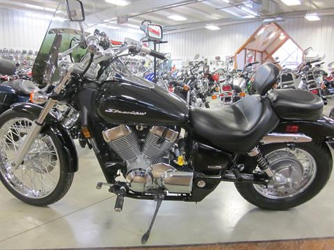 2009 Honda Shadow Spirit 750 in Lima, Ohio - Photo 5