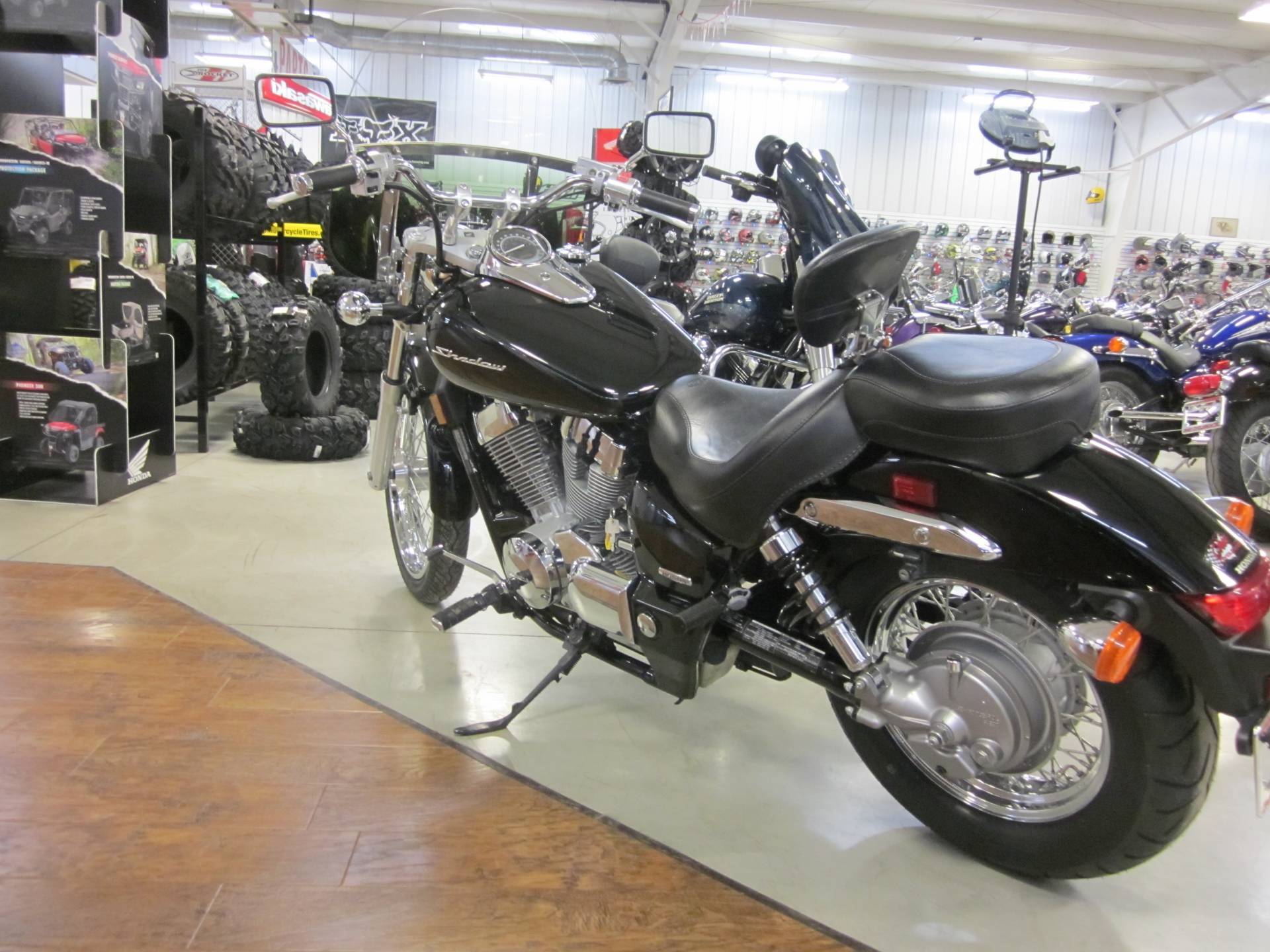 2009 Honda Shadow Spirit 750 in Lima, Ohio - Photo 6