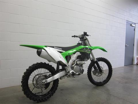 2017 Kawasaki KX250 in Lima, Ohio