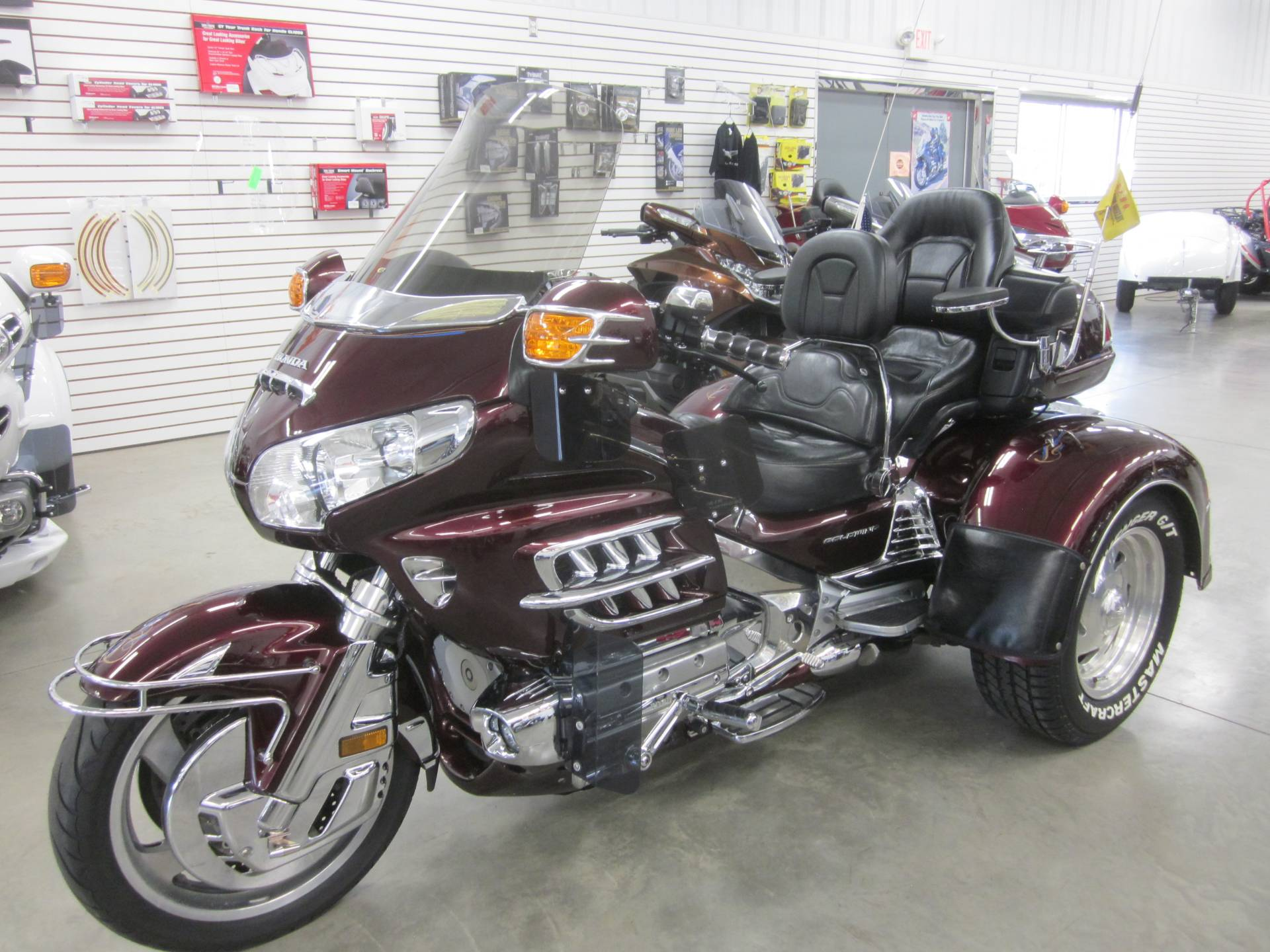 2006 Motor Trike Gold Wing in Lima, Ohio - Photo 2