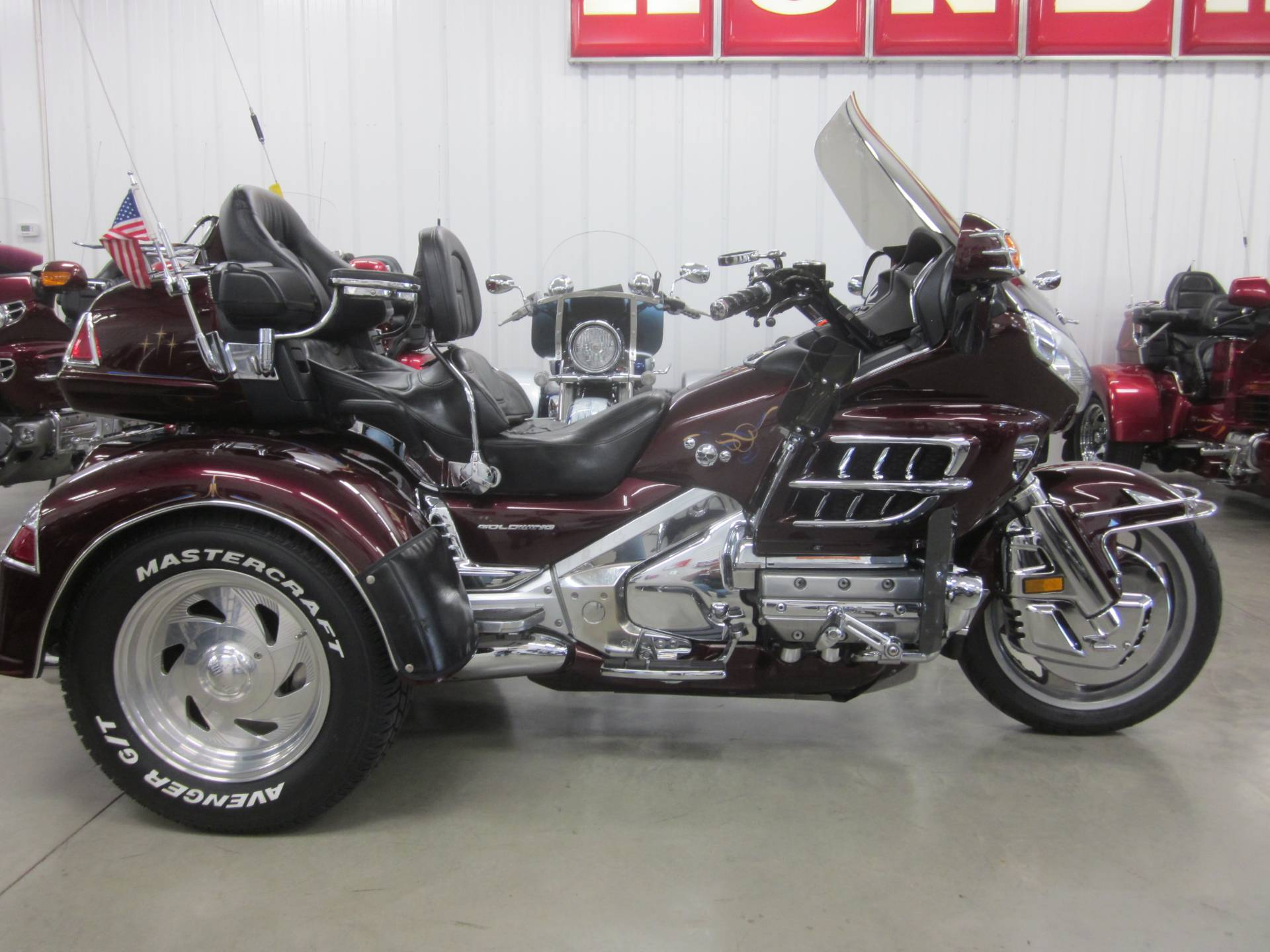 2006 Motor Trike Gold Wing in Lima, Ohio - Photo 3