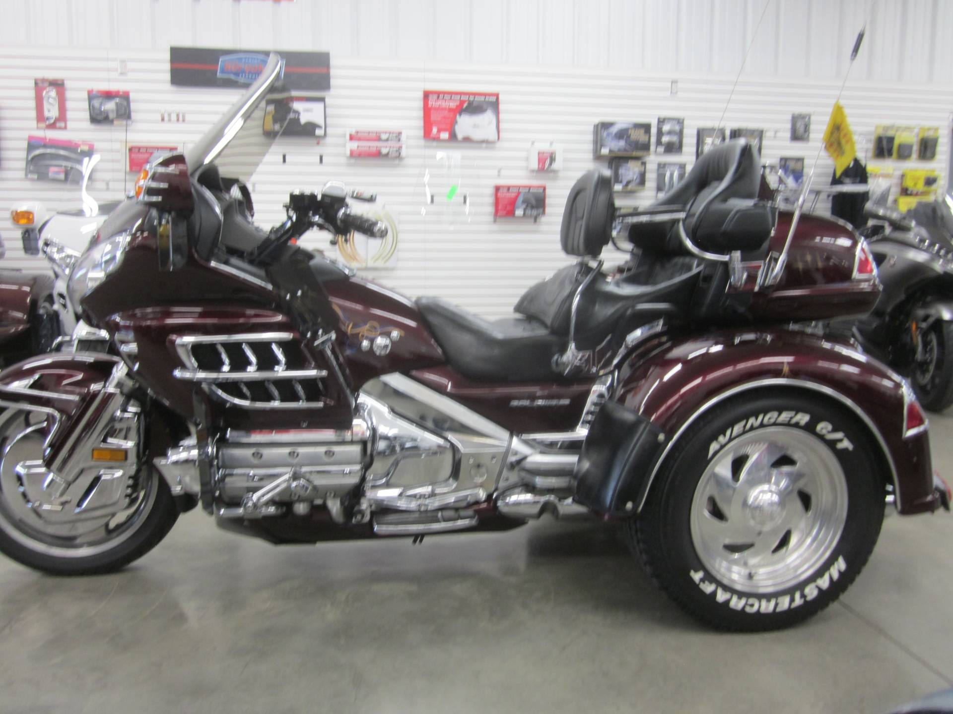 2006 Motor Trike Gold Wing in Lima, Ohio - Photo 4