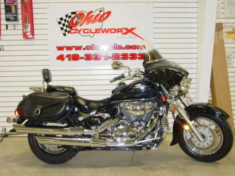 2007 Suzuki Boulevard C50T in Lima, Ohio - Photo 1