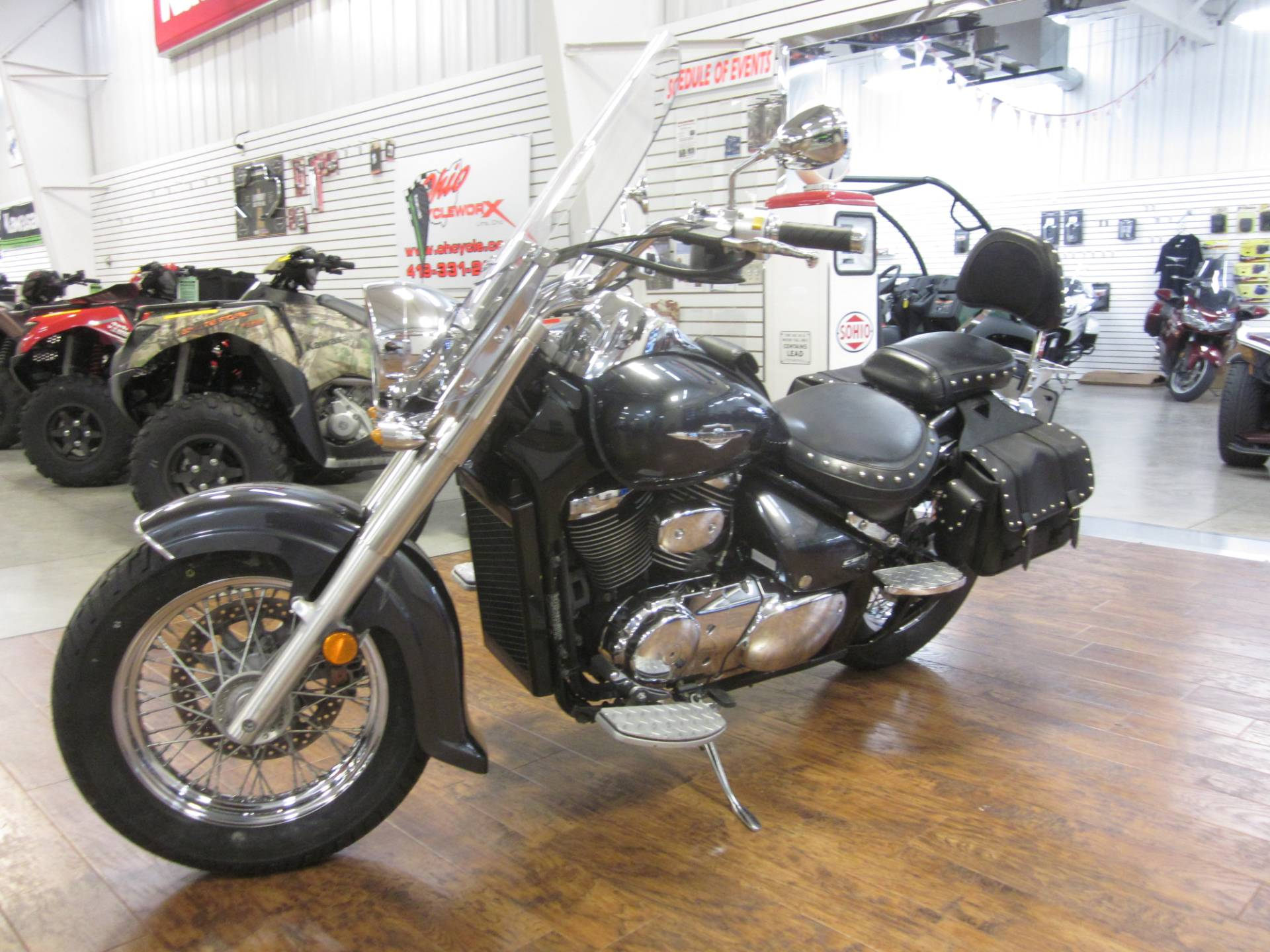2006 Suzuki BoulevARD in Lima, Ohio - Photo 2