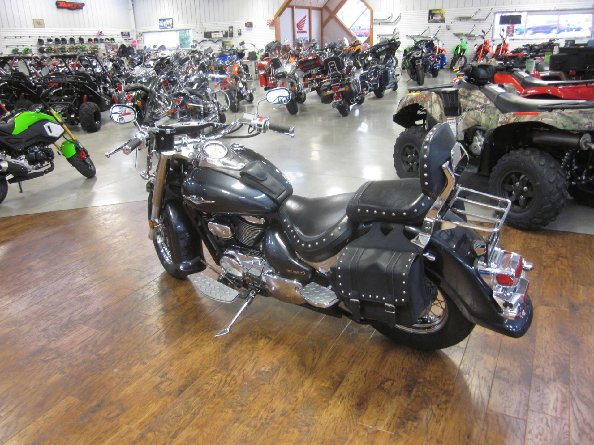 2006 Suzuki BoulevARD in Lima, Ohio - Photo 6