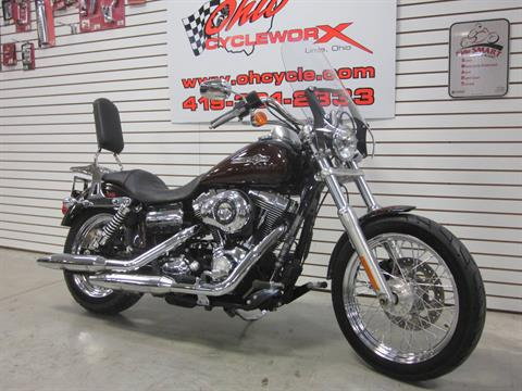 2011 Harley Davidson Super Glide in Lima, Ohio - Photo 1