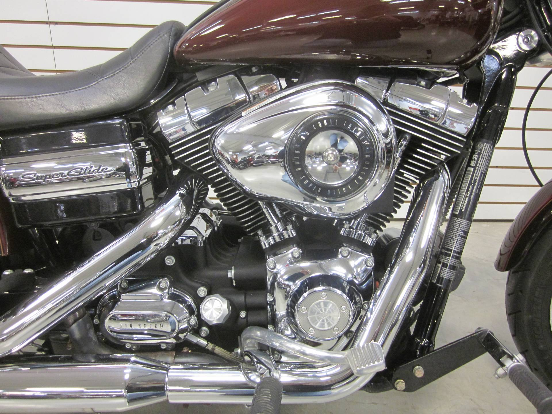 2011 Harley Davidson Super Glide in Lima, Ohio - Photo 10