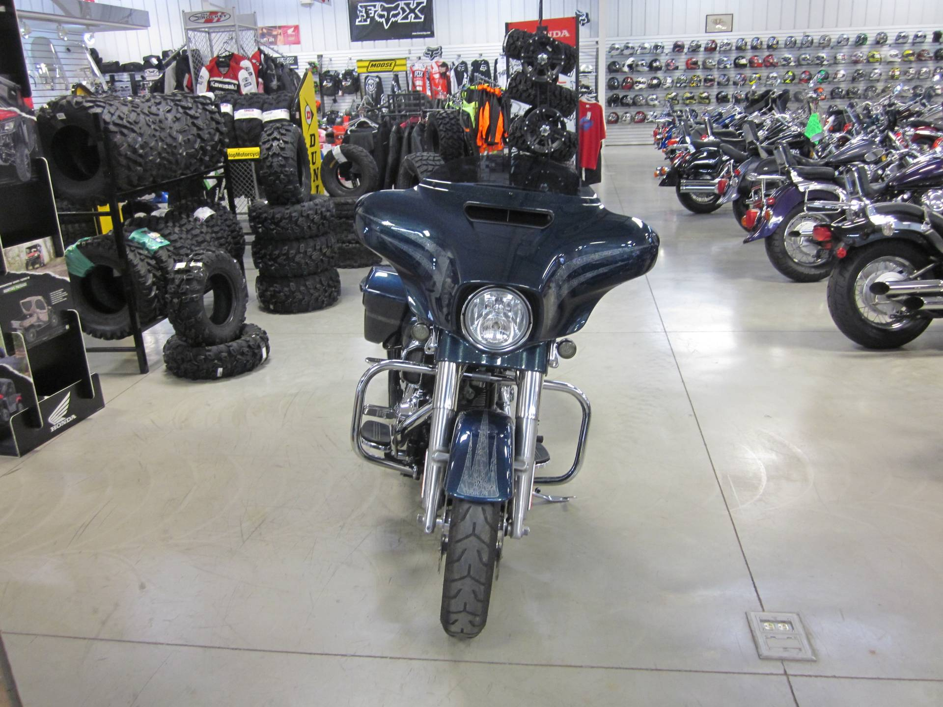 2016 Harley-Davidson Street Glide® Special in Lima, Ohio