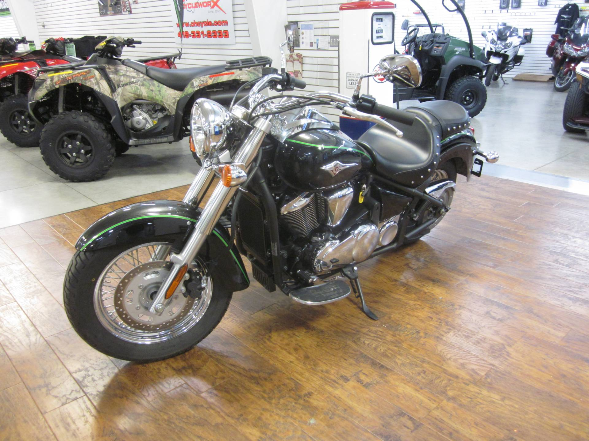 2015 Kawasaki Vulcan in Lima, Ohio - Photo 4