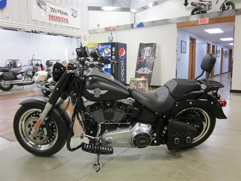 2015 Harley-Davidson Fat Boy® Lo in Lima, Ohio