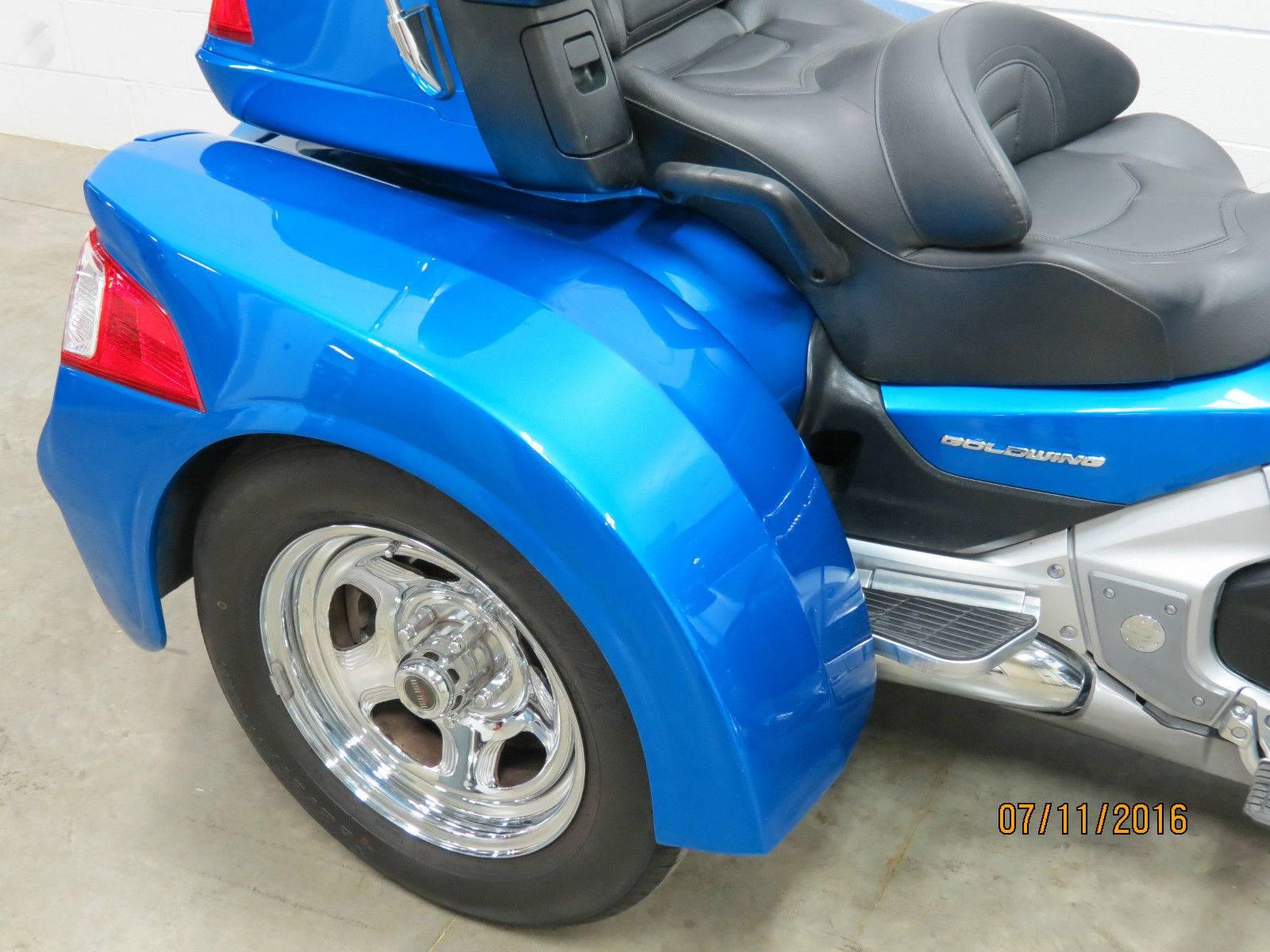 2013 Motor Trike Gl1800 Motor Trike Razor in Lima, Ohio
