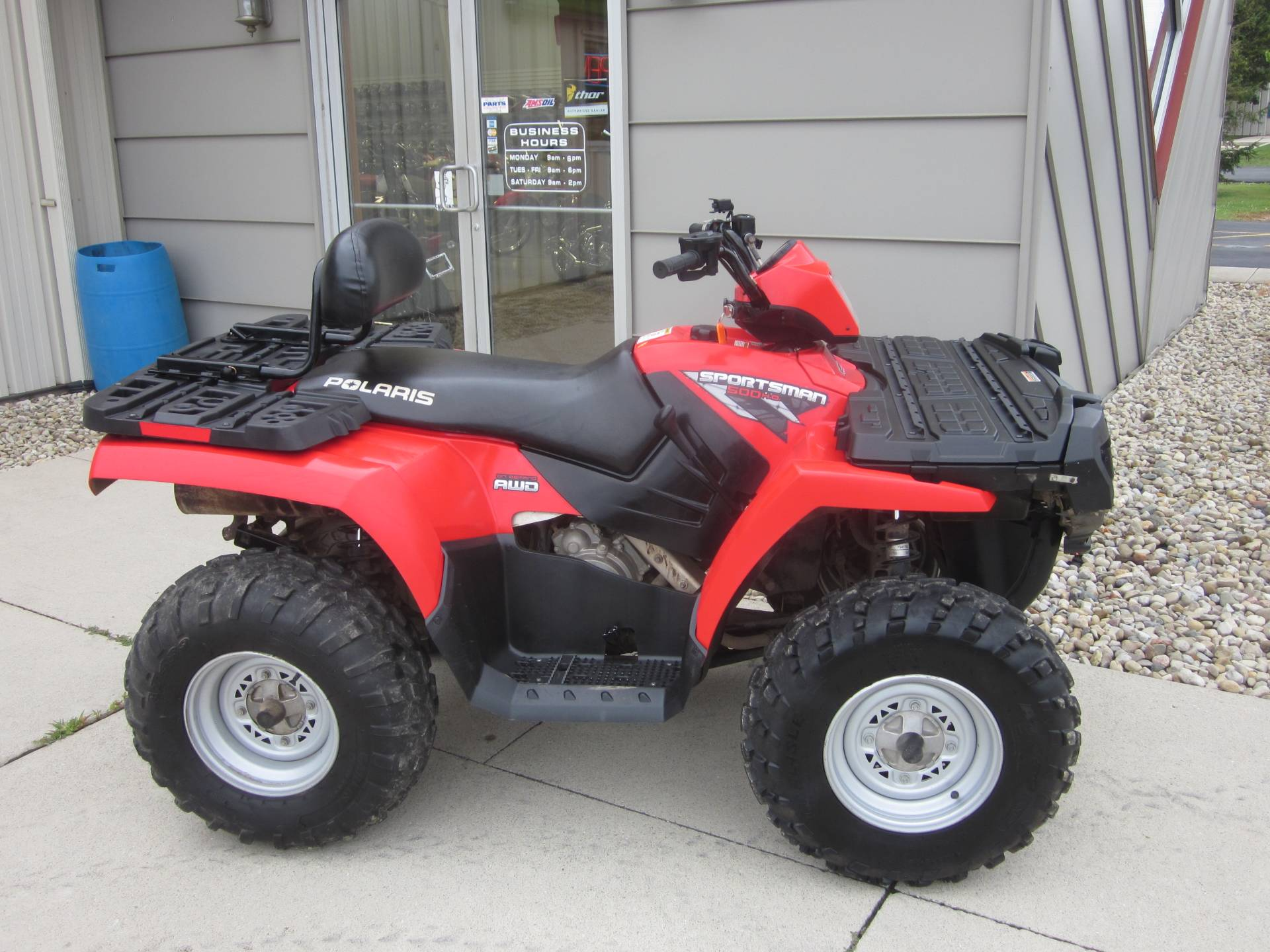 2009 Polaris Sportsman in Lima, Ohio - Photo 2