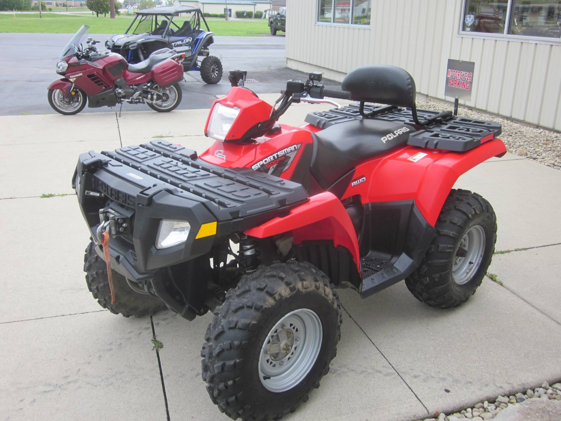 2009 Polaris Sportsman in Lima, Ohio - Photo 4