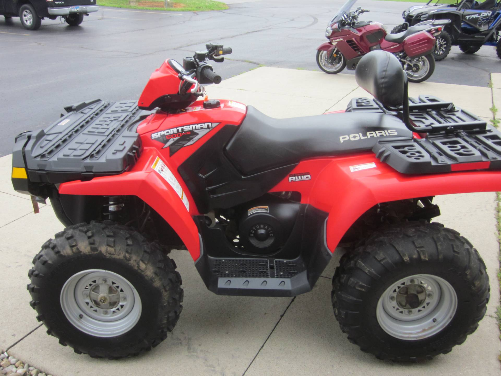 2009 Polaris Sportsman in Lima, Ohio - Photo 5