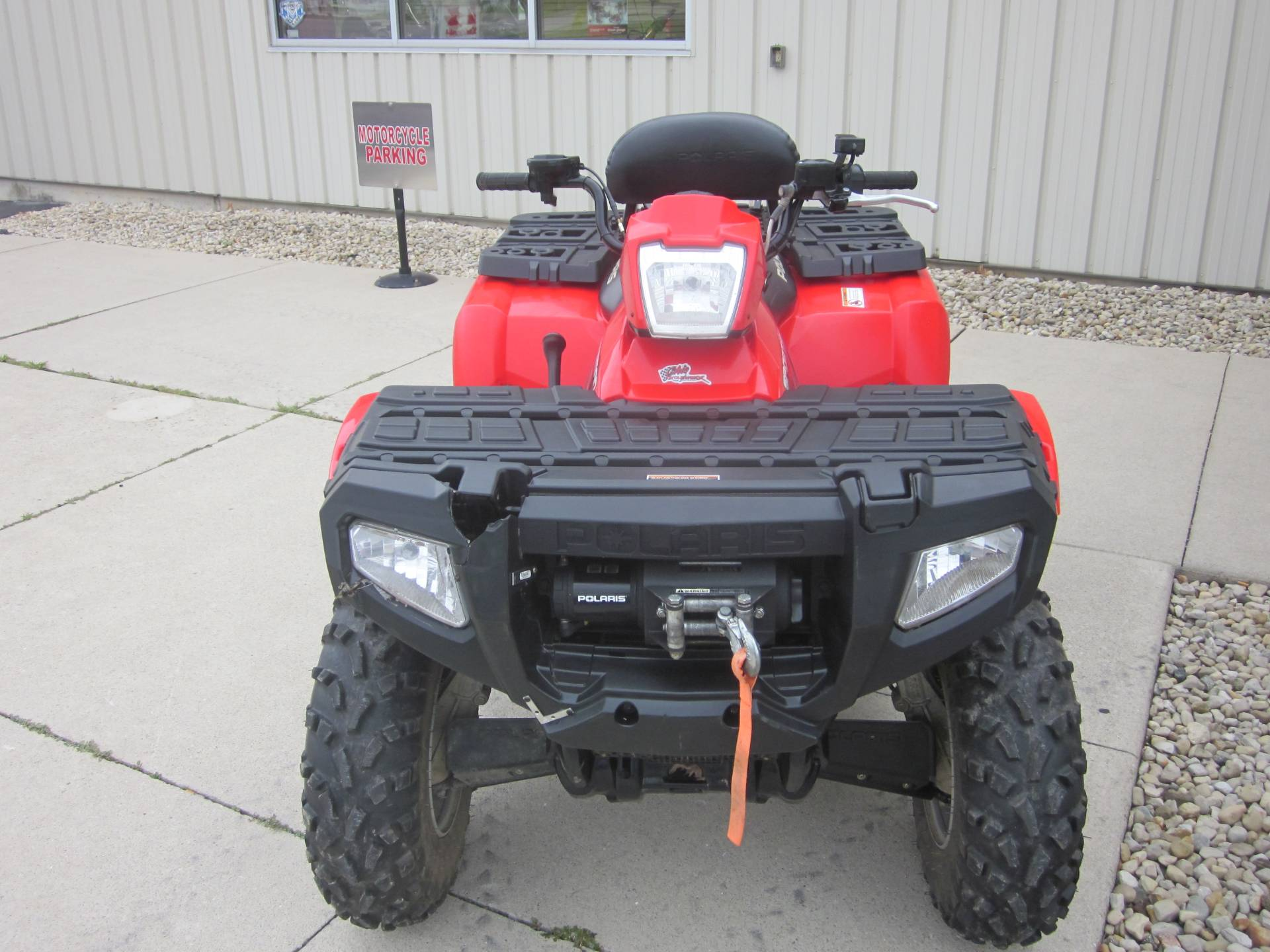 2009 Polaris Sportsman in Lima, Ohio - Photo 7