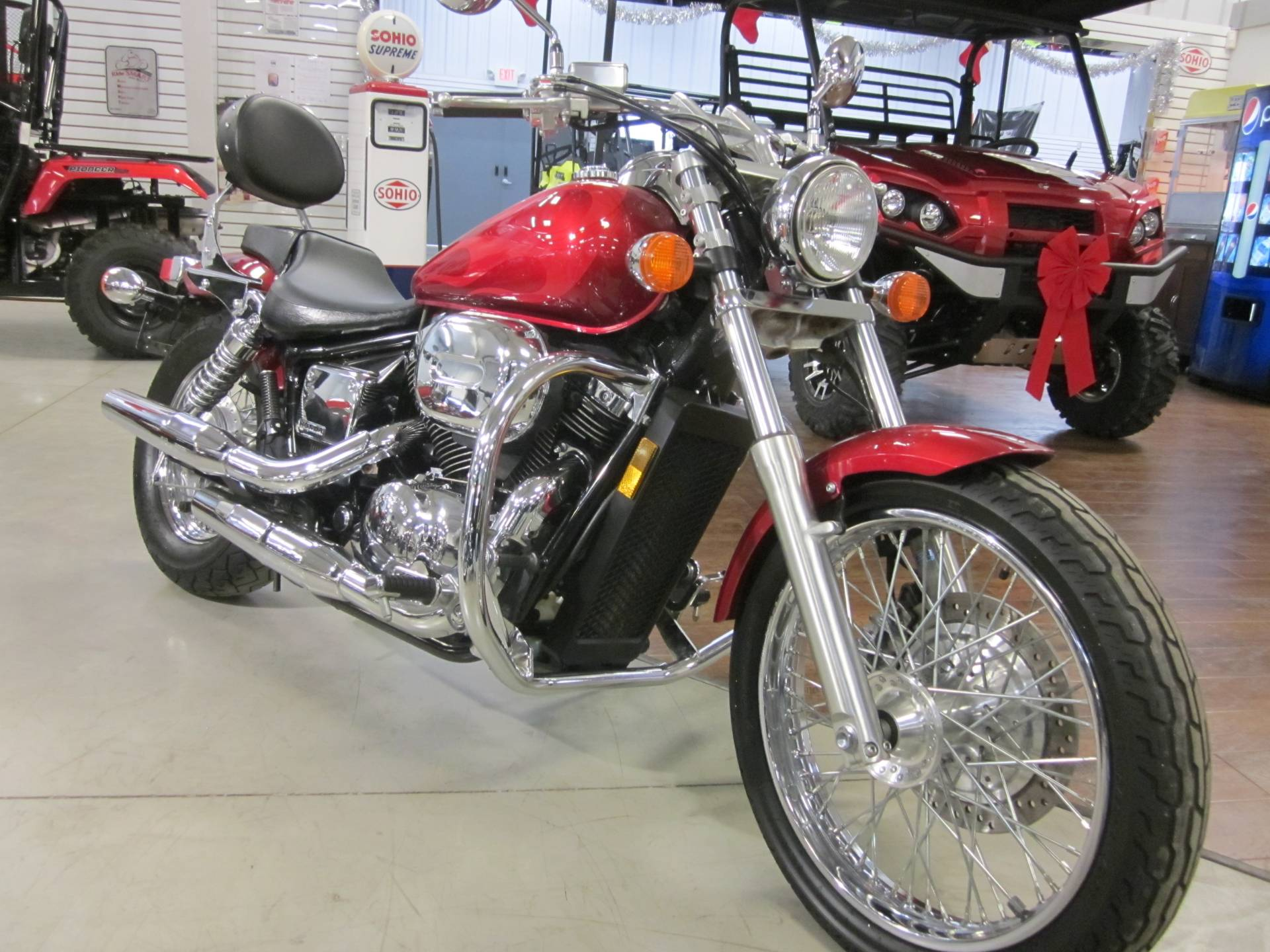 2003 Honda Shadow Spirit 750 in Lima, Ohio