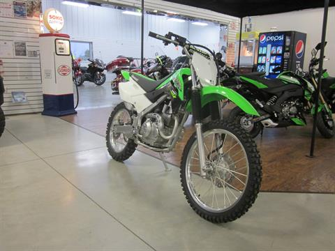 2018 Kawasaki KLX140L in Lima, Ohio