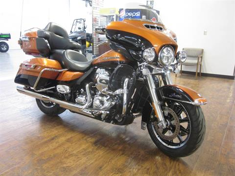 2014 Harley Davidson Ultra Limited in Lima, Ohio - Photo 1