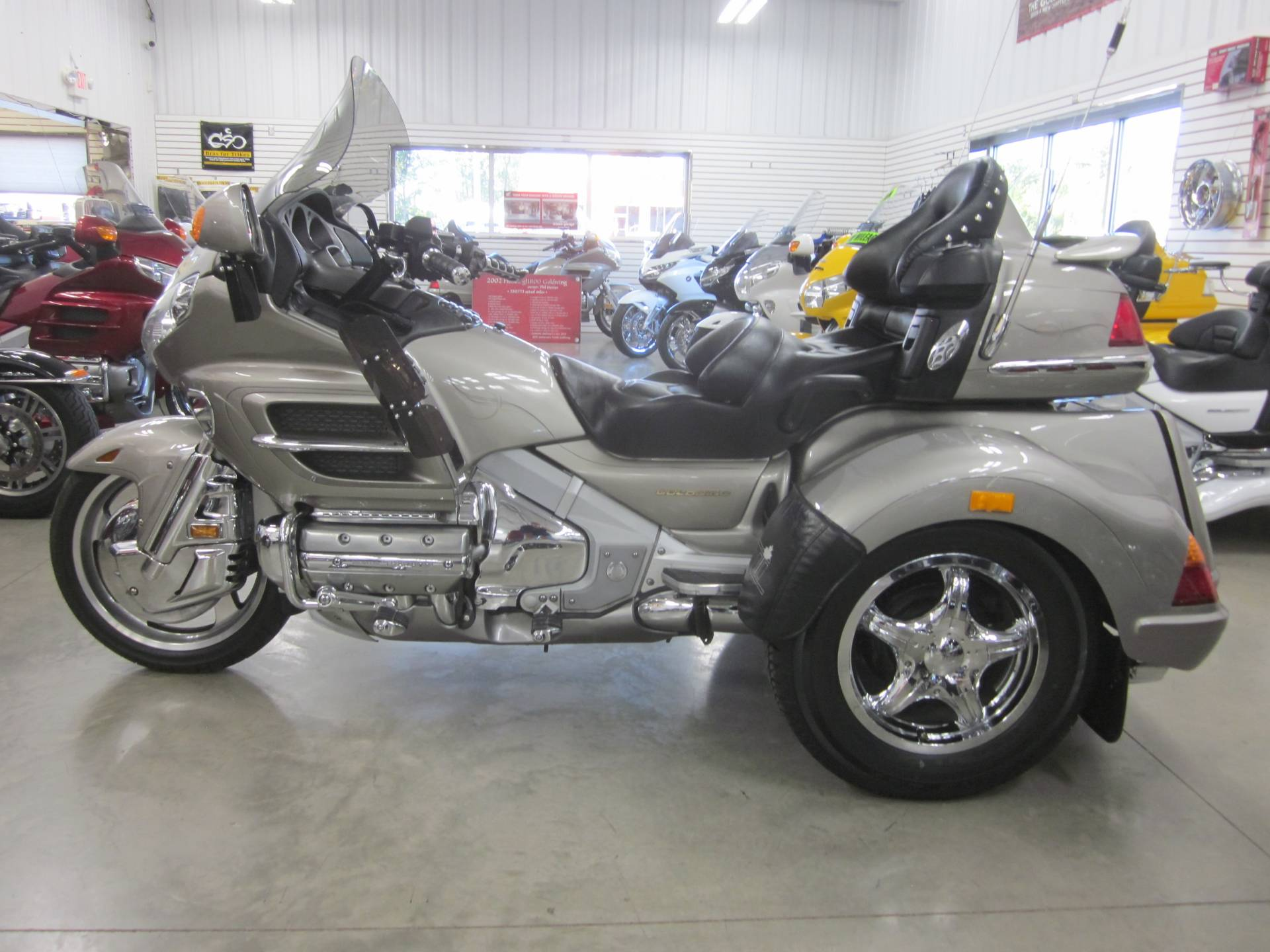 2003 Lehman Trikes/Honda Gl1800 Lehman Trike in Lima, Ohio - Photo 4