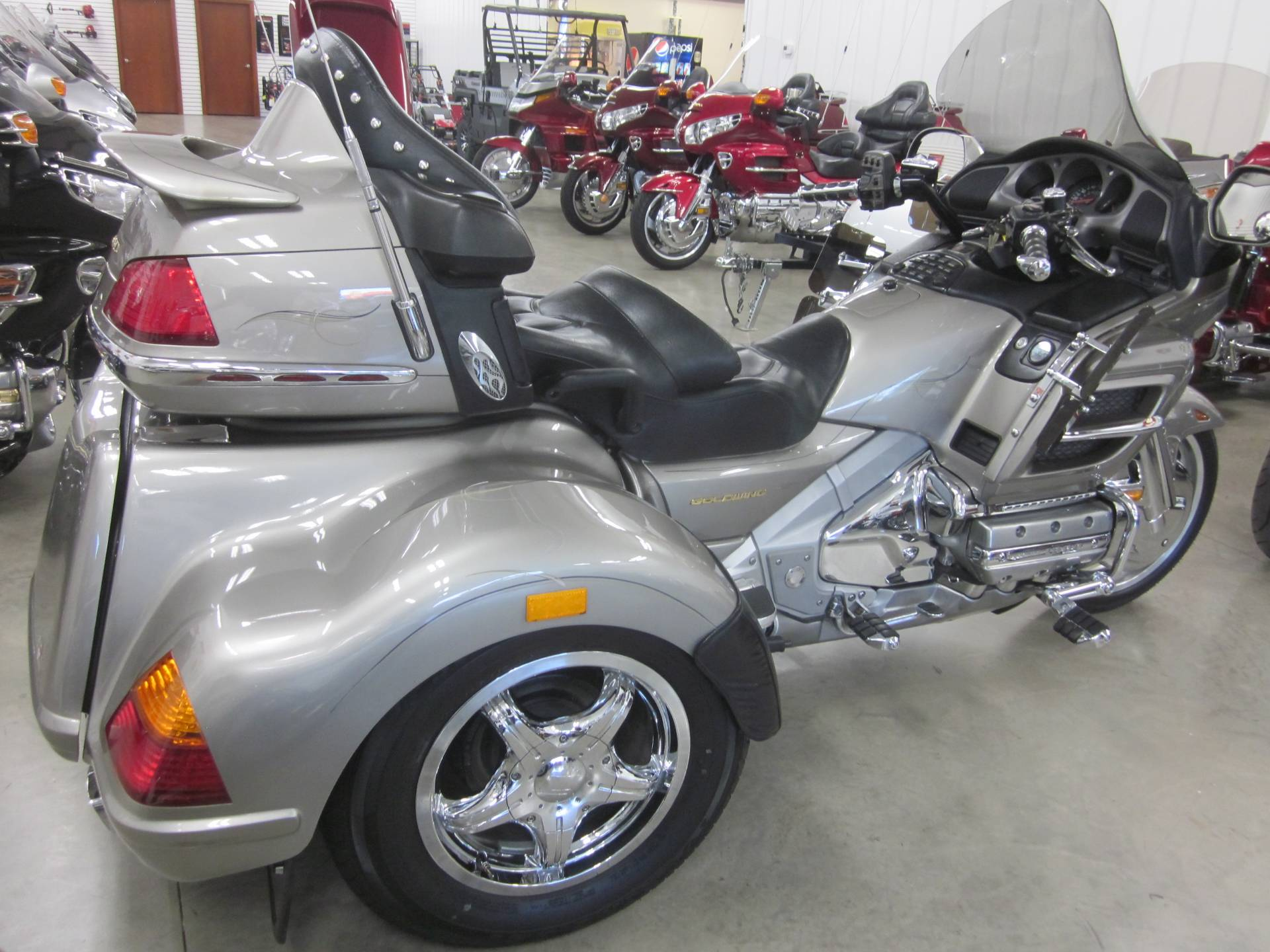 2003 Lehman Trikes/Honda Gl1800 Lehman Trike in Lima, Ohio - Photo 5