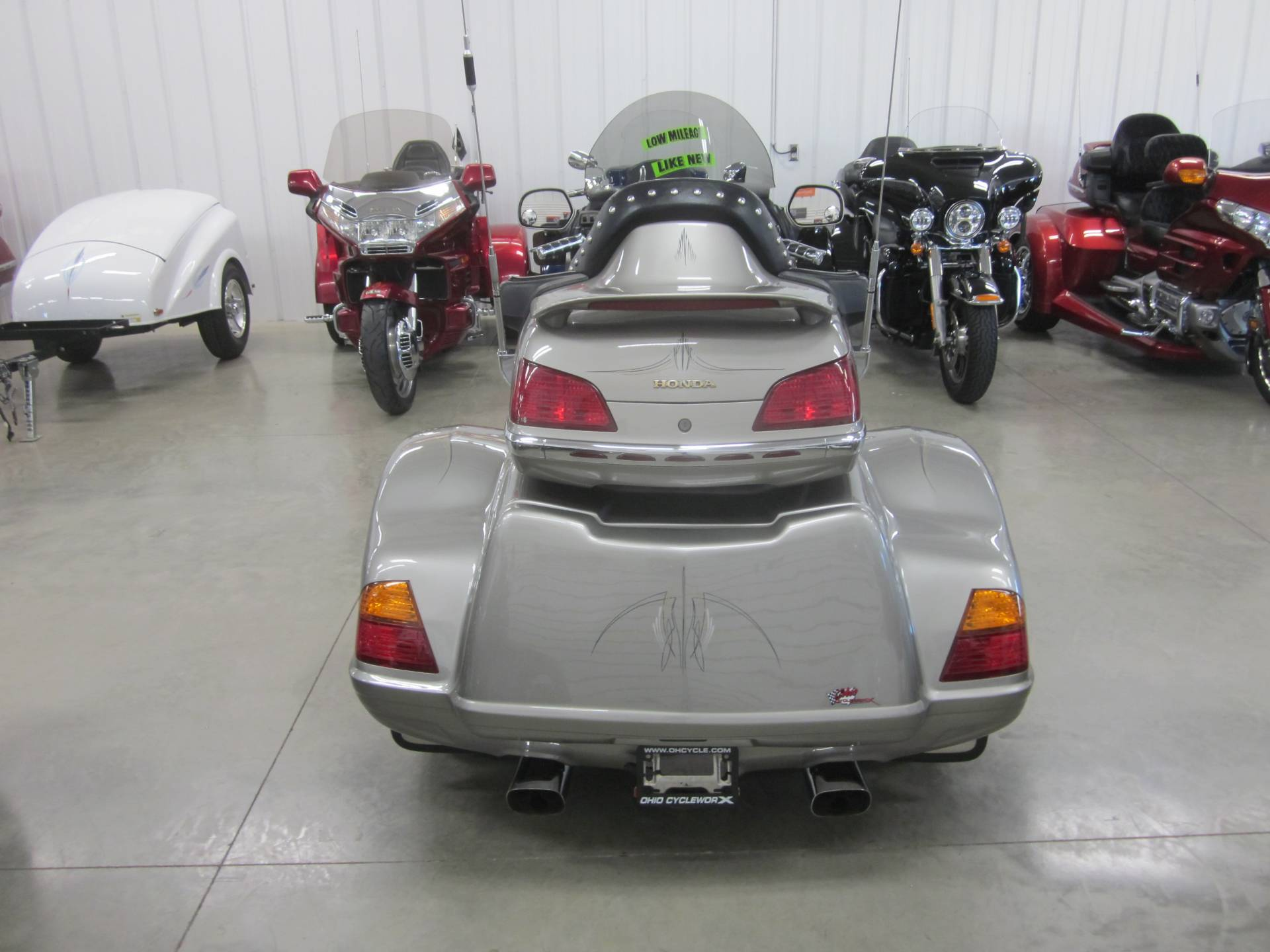 2003 Lehman Trikes/Honda Gl1800 Lehman Trike in Lima, Ohio - Photo 8