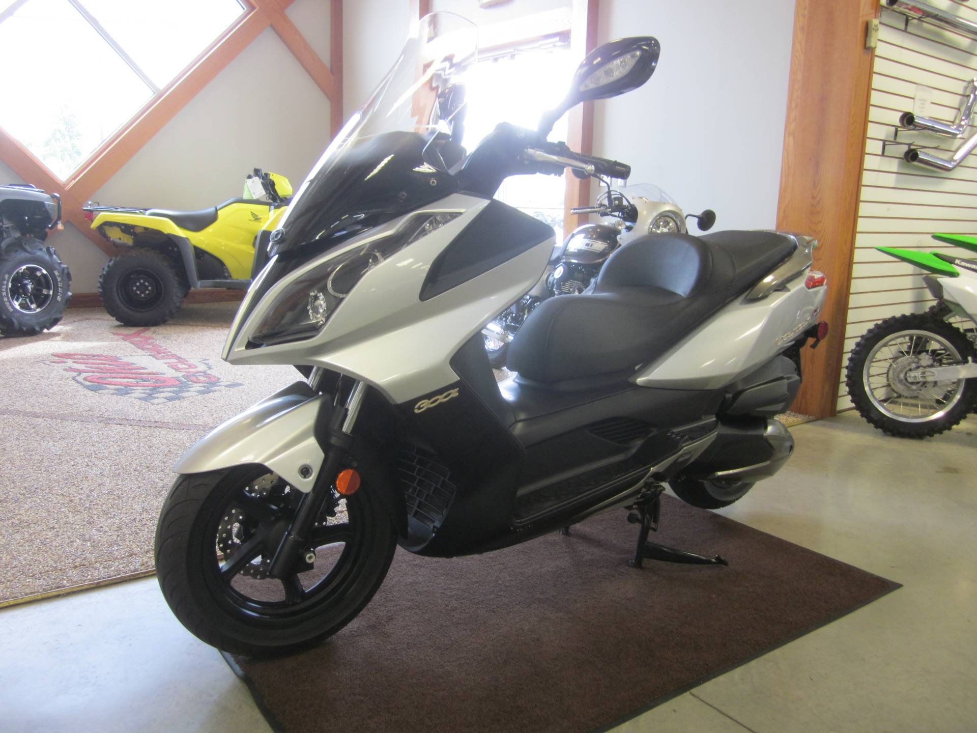 2013 Kymco Down town in Lima, Ohio - Photo 4