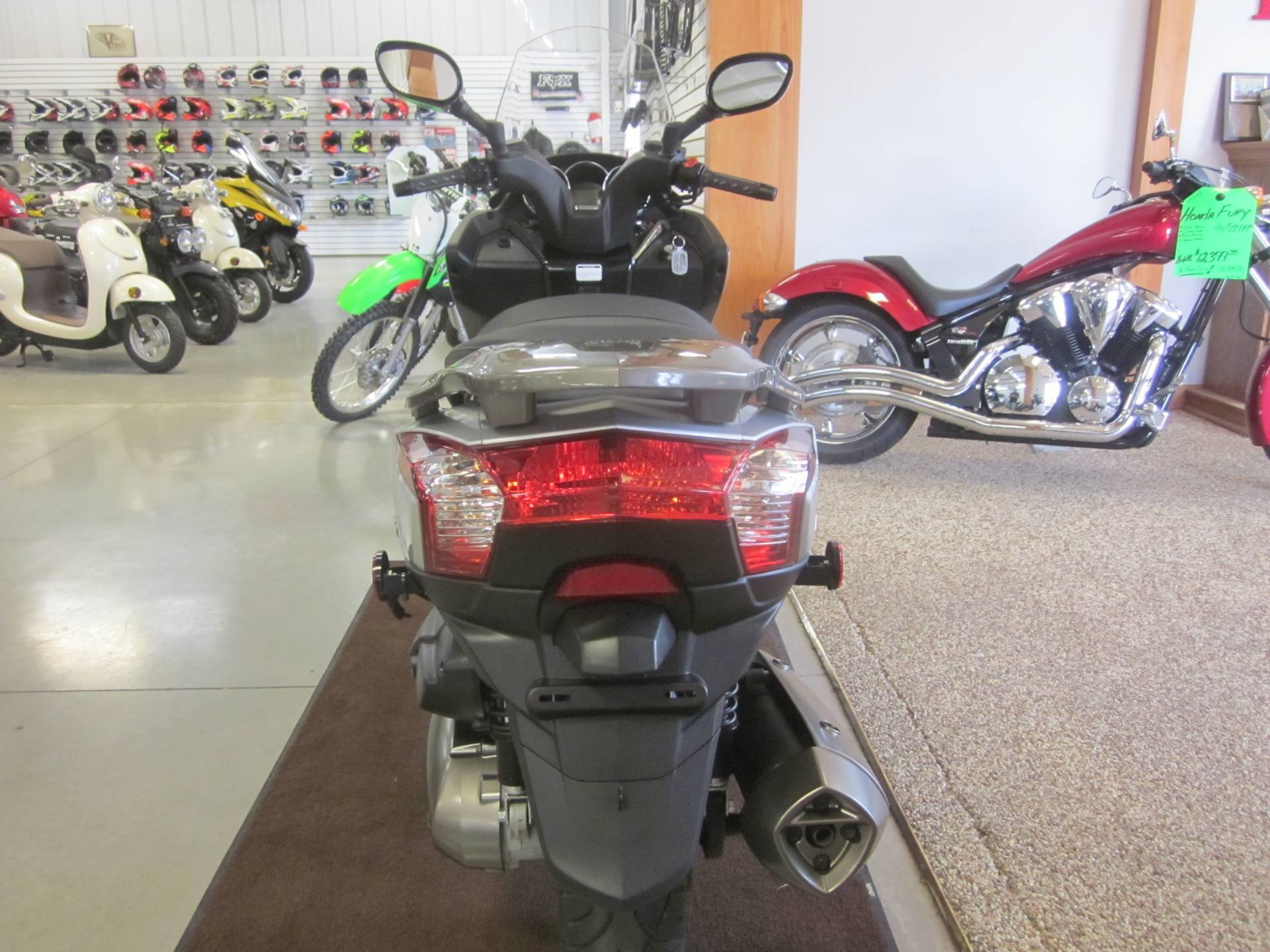 2013 Kymco Down town in Lima, Ohio - Photo 8