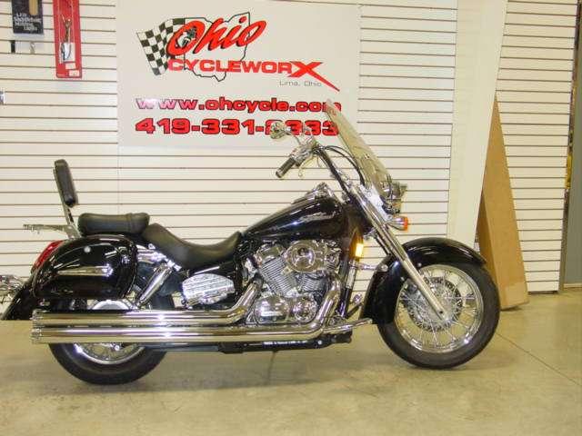 used 2005 honda shadow aero 750 motorcycles in lima oh stock rh ohcycle com 2005 Honda Shadow Aero Parts 2005 Honda VT750