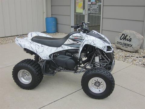 2008 Kawasaki KFX700 in Lima, Ohio