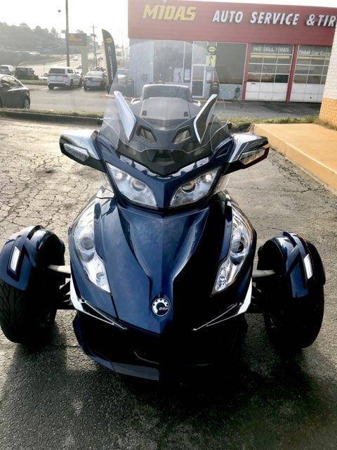 2016 Can-Am Spyder RT Limited in Marietta, Georgia