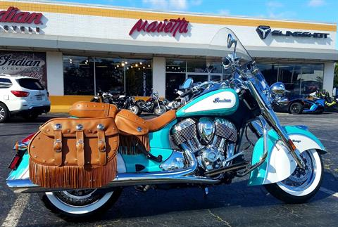 2019 Indian Chief Vintage Icon in Marietta, Georgia