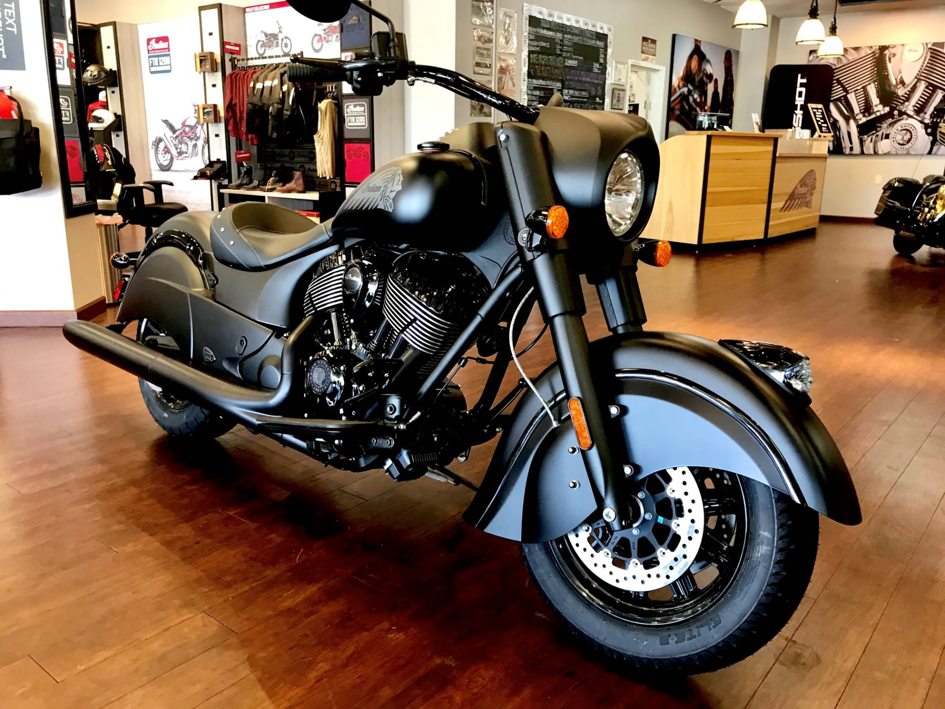 2019 Indian Chief Dark Horse® ABS in Marietta, Georgia - Photo 1