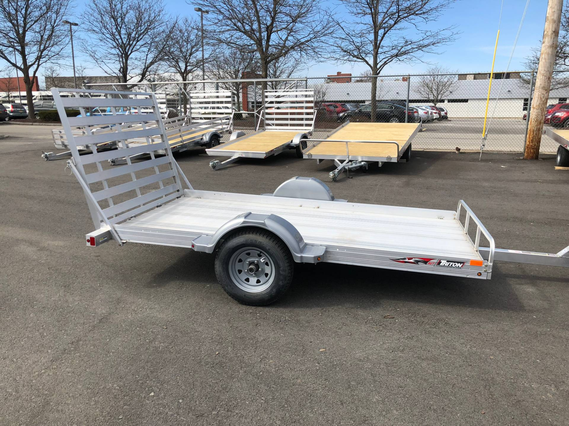 2019 Triton Trailers AUT1064 in Herkimer, New York - Photo 1