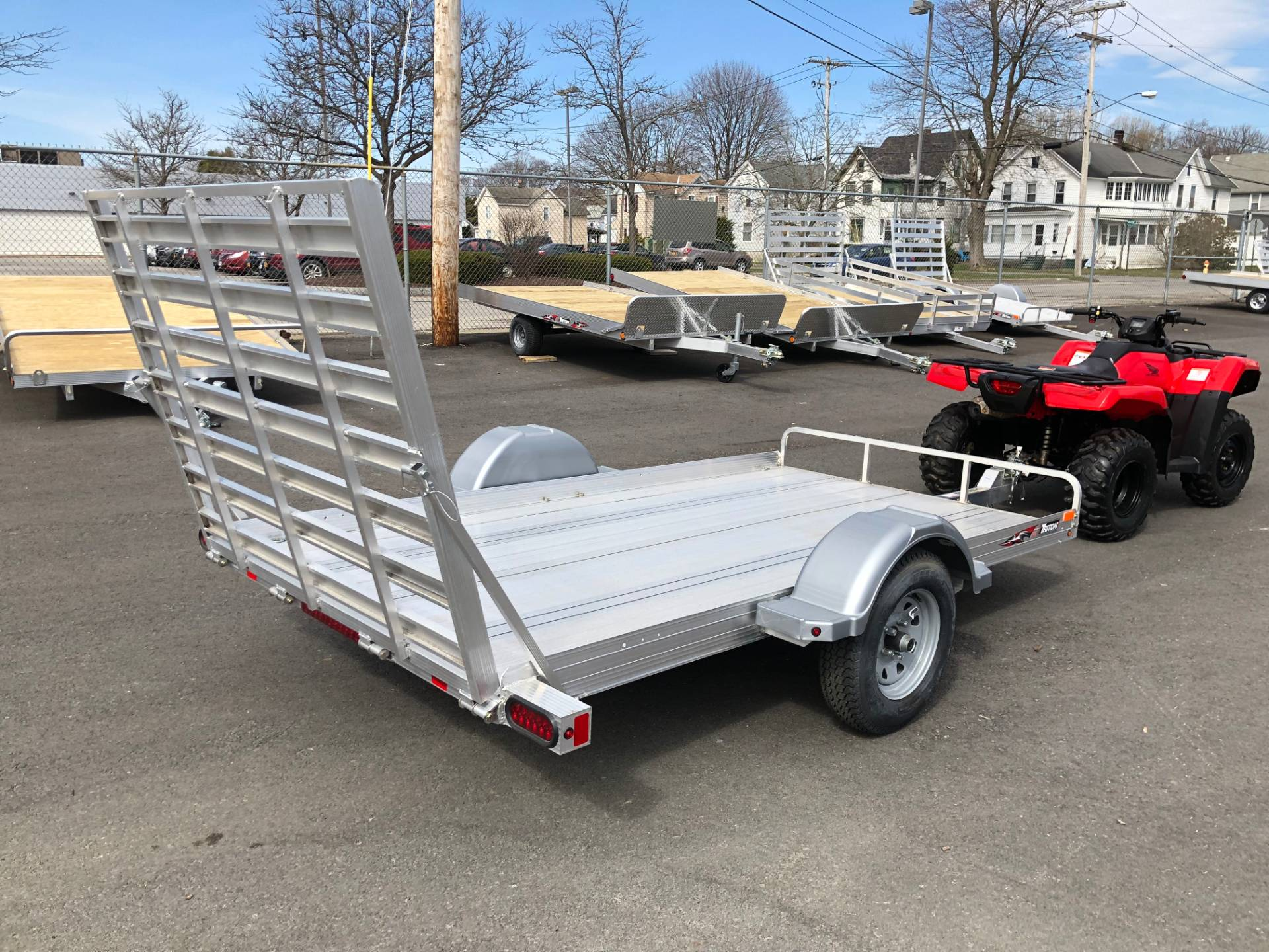 2019 Triton Trailers AUT1064 in Herkimer, New York - Photo 2
