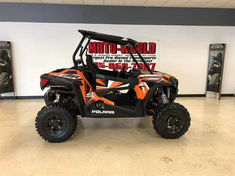 2017 Polaris RZR S 1000 EPS in Herkimer, New York