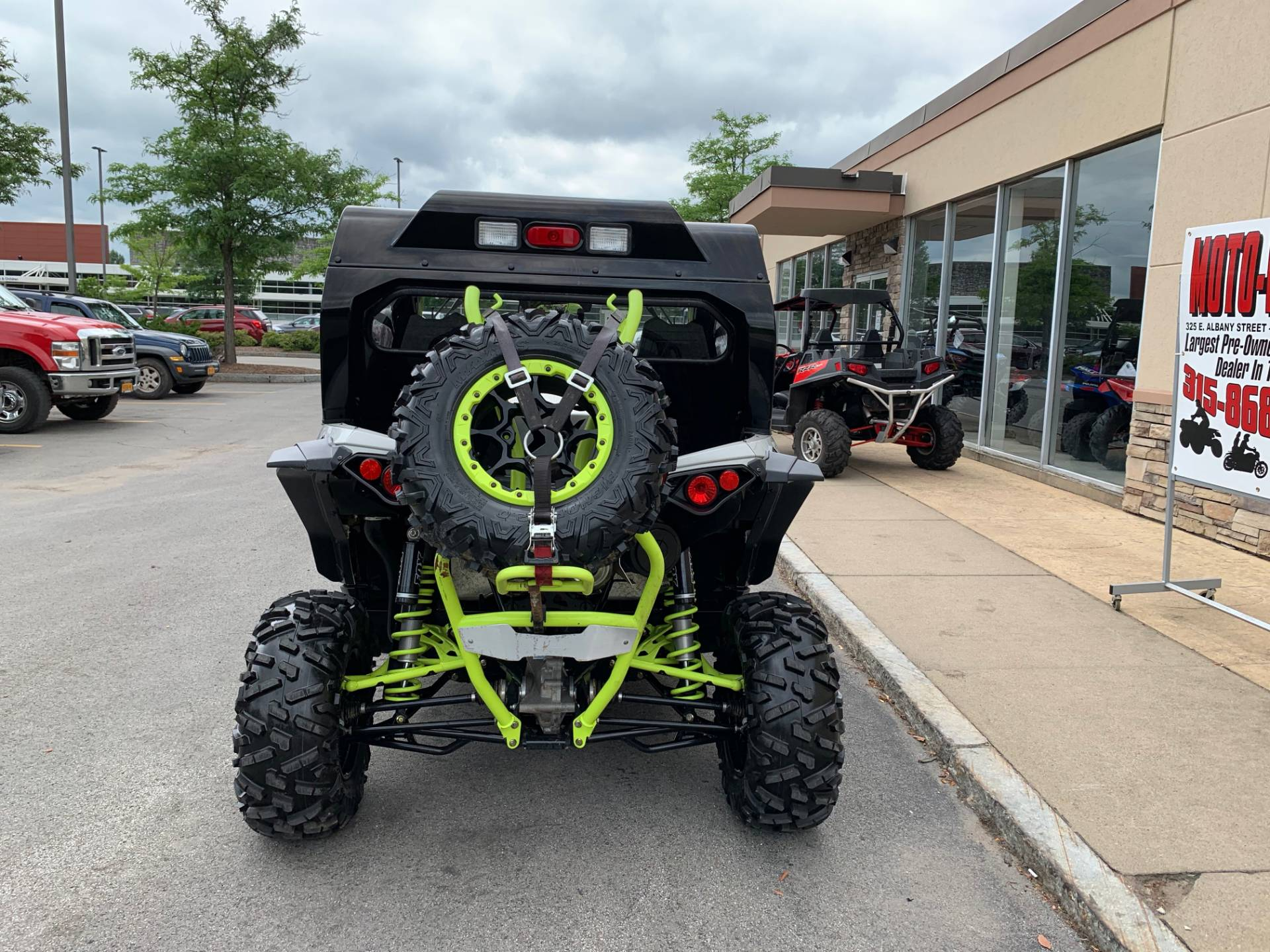 2015 Can-Am Maverick™ X® ds 1000R Turbo in Herkimer, New York - Photo 7