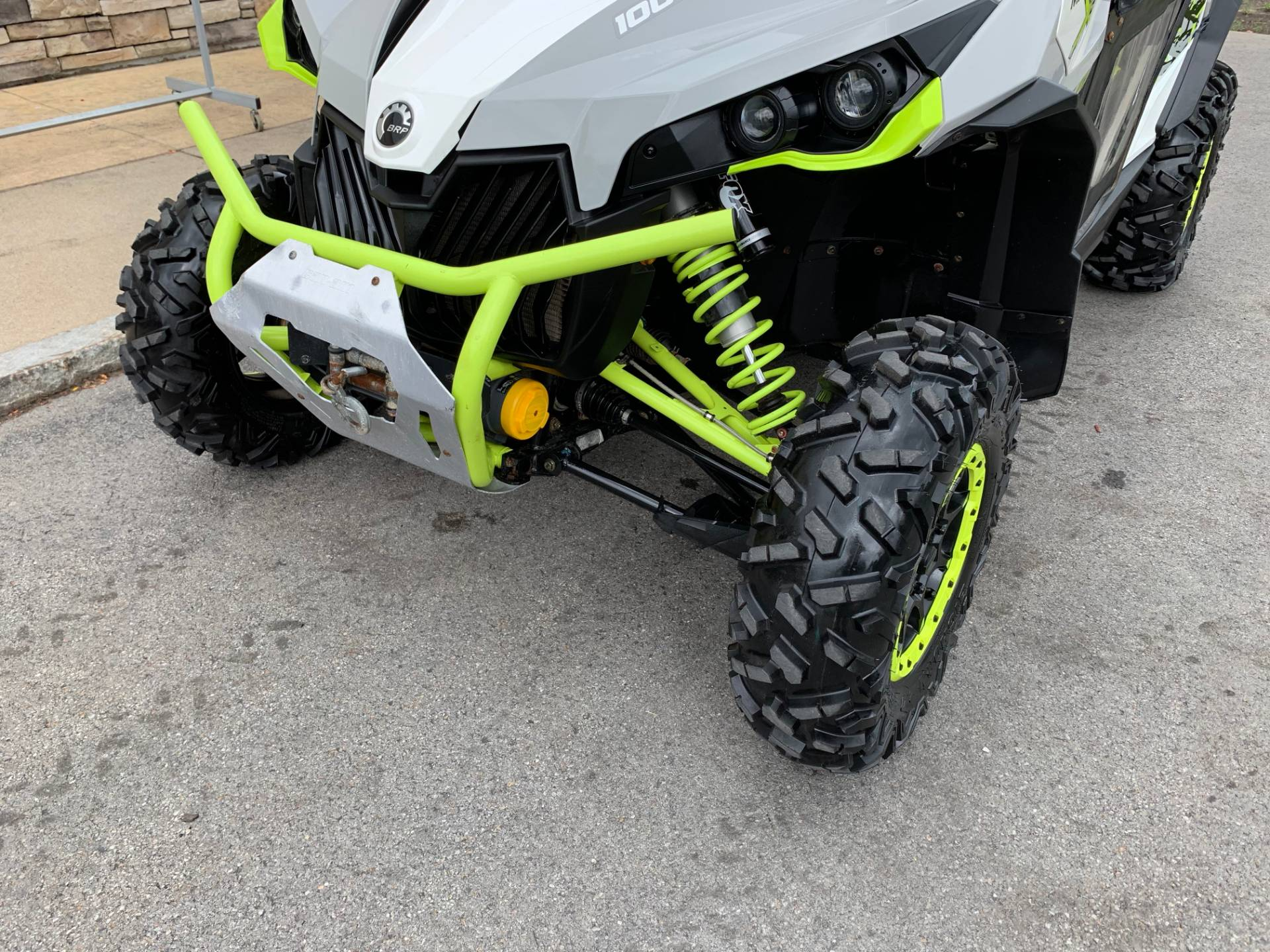 2015 Can-Am Maverick™ X® ds 1000R Turbo in Herkimer, New York - Photo 21