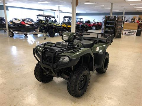 2016 Honda FourTrax Foreman 4x4 in Herkimer, New York