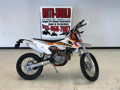 2017 KTM 450 EXC-F Six Days in Herkimer, New York