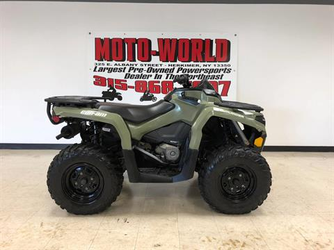 2016 Can-Am Outlander L 570 in Herkimer, New York