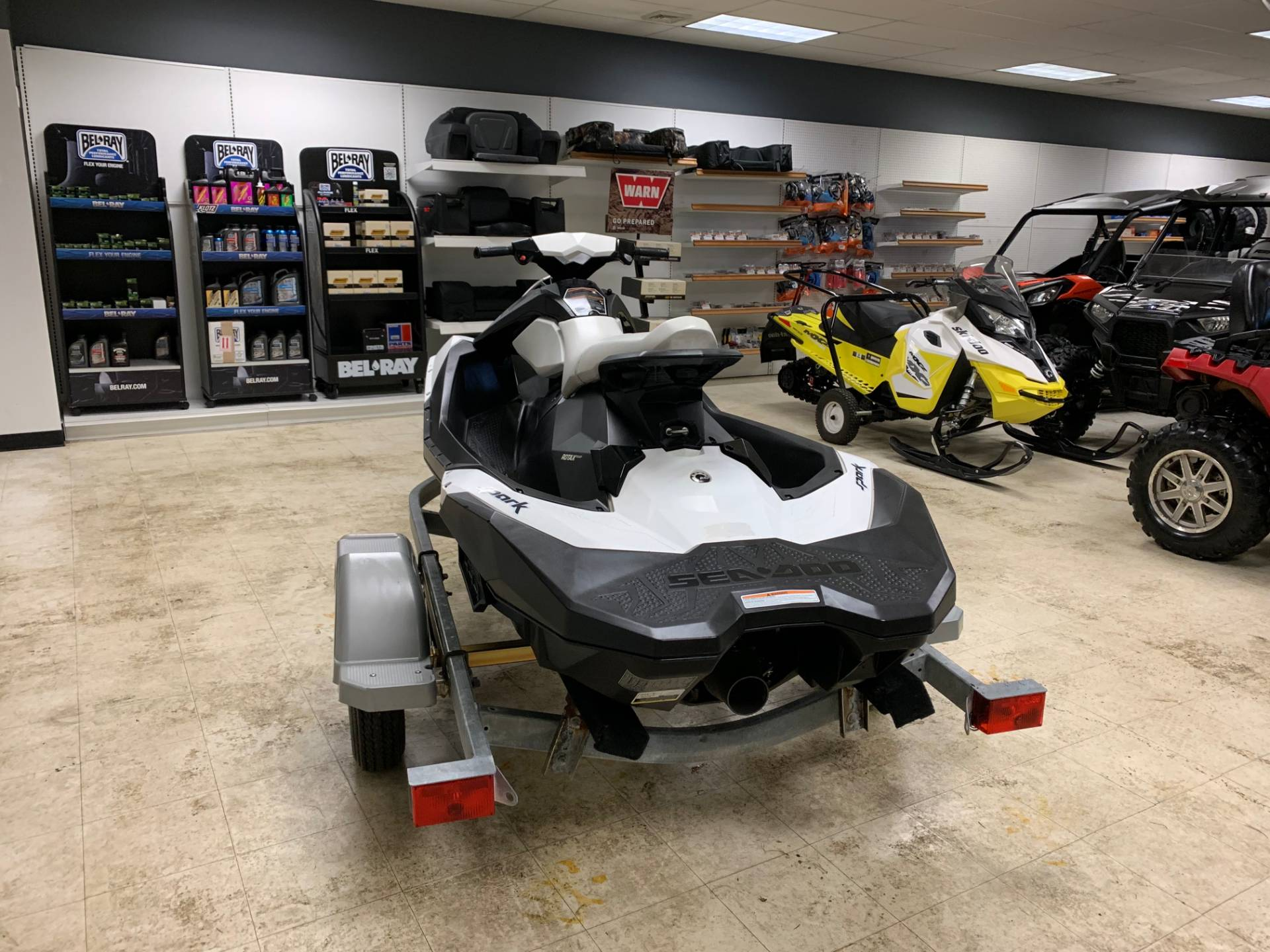 2015 Sea-Doo Spark™ 3up 900 H.O. ACE™ in Herkimer, New York