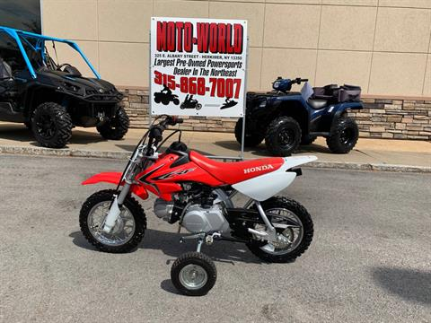 2018 Honda CRF50F in Herkimer, New York - Photo 1