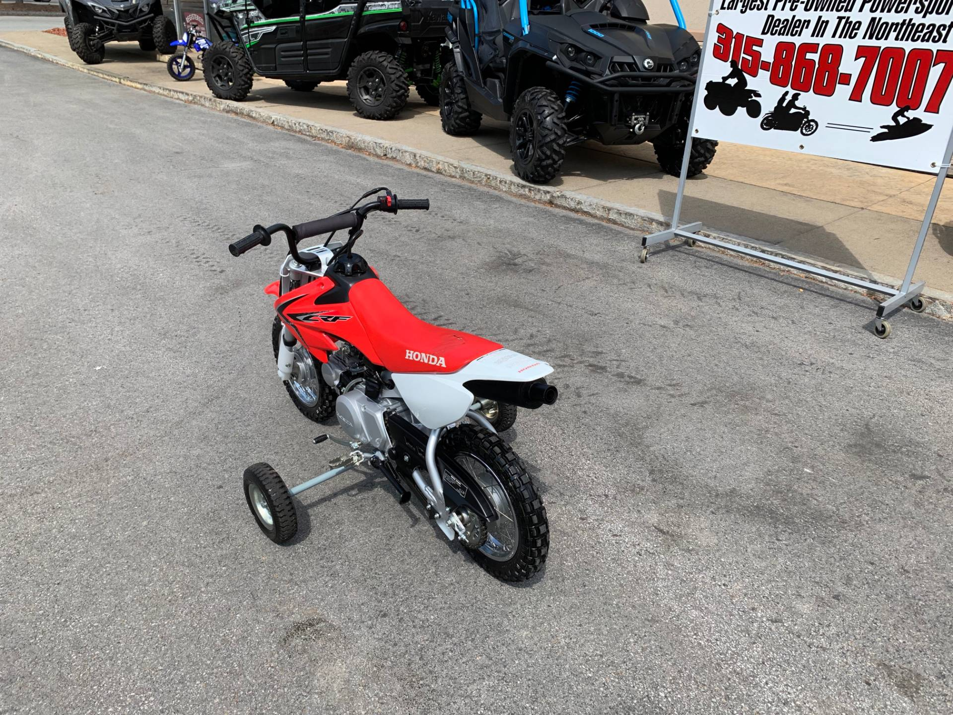 2018 Honda CRF50F in Herkimer, New York - Photo 4