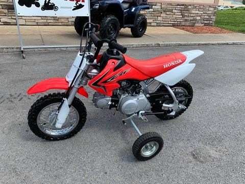 2018 Honda CRF50F in Herkimer, New York - Photo 8
