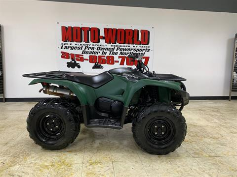 2018 Yamaha Kodiak 450 in Herkimer, New York