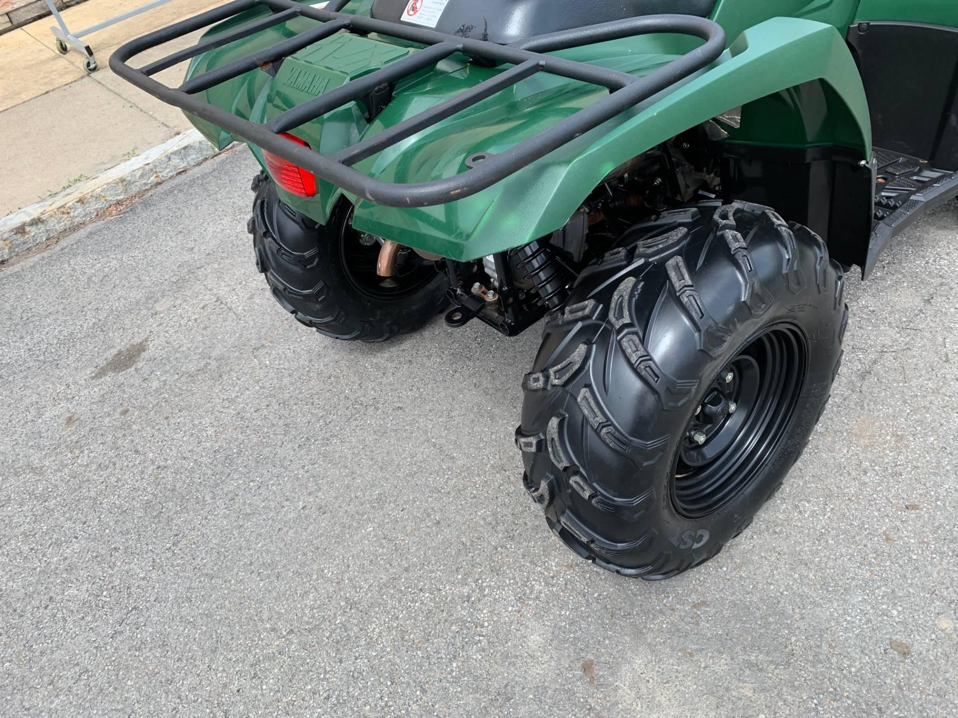 2018 Yamaha Kodiak 450 12