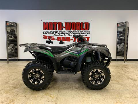 2017 Kawasaki Brute Force 750 4x4i EPS in Herkimer, New York