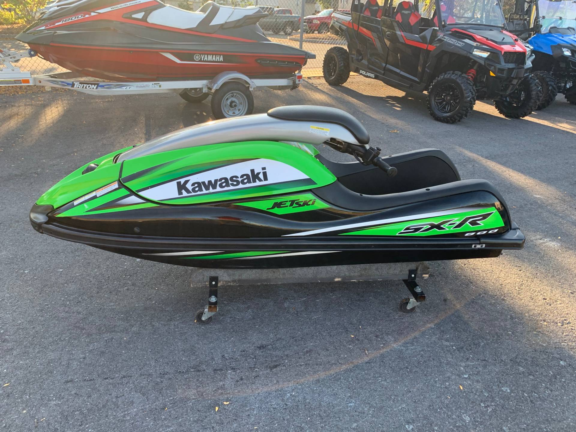 2010 Kawasaki Jet Ski® 800 SX-R™ in Herkimer, New York - Photo 1