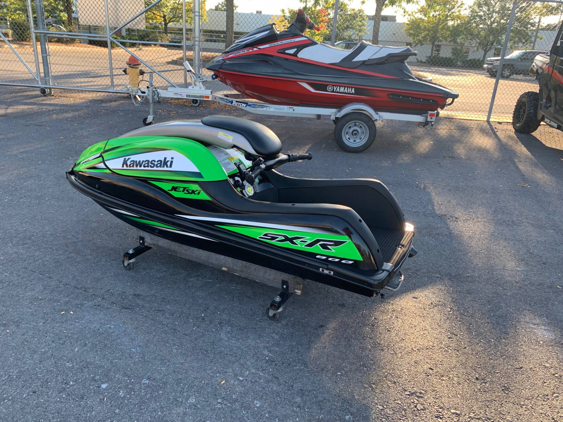 2010 Kawasaki Jet Ski® 800 SX-R™ in Herkimer, New York - Photo 2