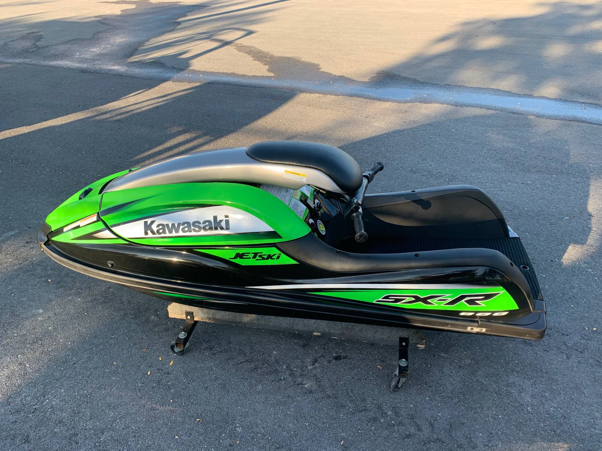 2010 Kawasaki Jet Ski® 800 SX-R™ in Herkimer, New York - Photo 10